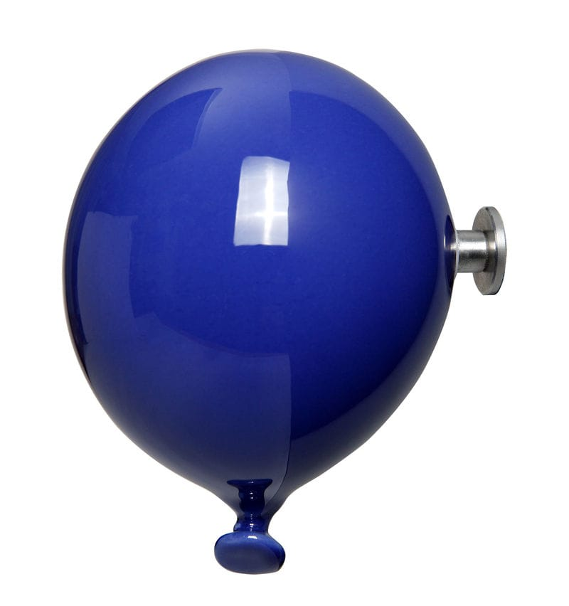 mini balloon blu