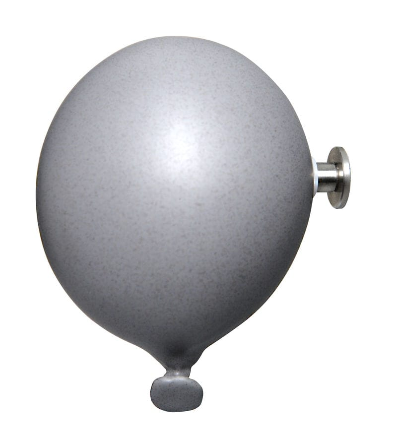 mini balloon grigio